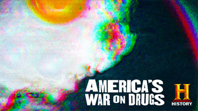 America's War on Drugs Poster